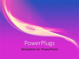 PowerPlugs: PowerPoint template with abstract elegant curves
