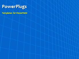 PowerPlugs: PowerPoint template with animated bar chart with red arrow curving up