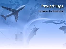 PowerPlugs: PowerPoint template with animated connected colored gears with people standing on them