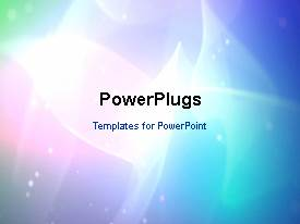 PowerPlugs: PowerPoint template with animated leadership depiction as red 3D man stand out