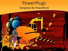 PowerPlugs: PowerPoint template with the art and agriculture work for the development