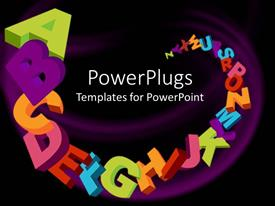 PowerPlugs: PowerPoint template with basic Knowledge