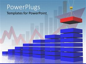 PowerPlugs: PowerPoint template with diagram showing the building of new business