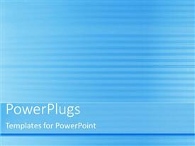 PowerPlugs: PowerPoint template with a digital background made up of various lines