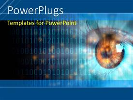 PowerPlugs: PowerPoint template with digital Vision