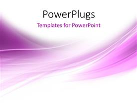 PowerPlugs: PowerPoint template with elegant curves and shades