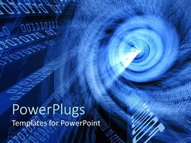PowerPlugs: PowerPoint template with emerging technology