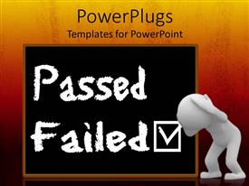 PowerPlugs: PowerPoint template with a figure being confused due to result