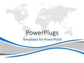 World Template Powerpoint