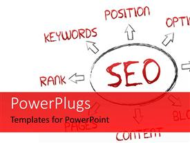 PowerPlugs: PowerPoint template with a number of techniques related to SEO