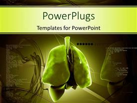 lung powerpoint templates | crystalgraphics, Presentation templates