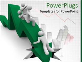 PowerPlugs: PowerPoint template with the human support to get the success in life