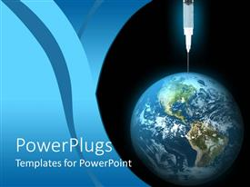 earth powerpoint templates | crystalgraphics, Modern powerpoint