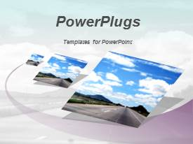 PowerPlugs: PowerPoint template with ideal template for presentation on business marketing, issues, ideas and solutions, etc
