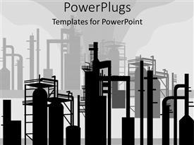 PowerPlugs: PowerPoint template with industry Development