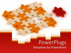 Free Puzzle Powerpoint Template