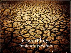 PowerPlugs: PowerPoint template with land without water