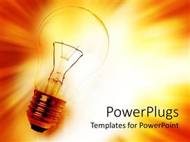 PowerPlugs: PowerPoint template with latest technology
