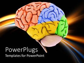 PowerPlugs: PowerPoint template with mind Power