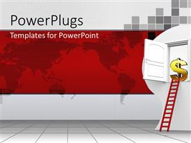 PowerPlugs: PowerPoint template with money in mind