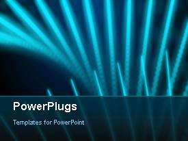 PowerPlugs: PowerPoint template with a moving background with a lot of patterns