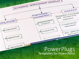 PowerPlugs: PowerPoint template with a number of boxes joined to each other