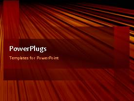 PowerPlugs: PowerPoint template with a number of lines with a bullet point and place for text