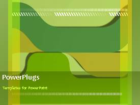 PowerPlugs: PowerPoint template with a number of patterns in the background