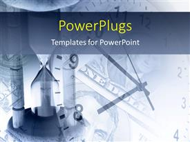 PowerPlugs: PowerPoint template with a number of time related pictures with place for text