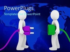 PowerPlugs: PowerPoint template with the power of Synergy