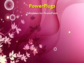 PowerPlugs: PowerPoint template with a short video showing different tiles of beautiful babies