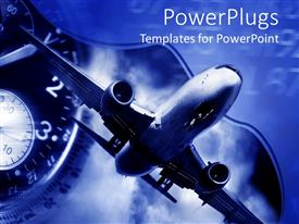 PowerPlugs: PowerPoint template with time to Travel